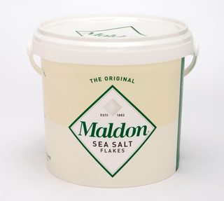Maldon Sea Salt Tub 1,5 kg