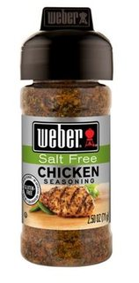 Koření Salt Free Chicken Seasoning (71g)