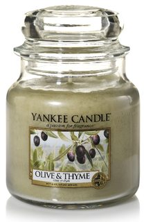 Olive + thyme 411g