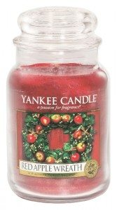 Yankee Candle Red Apple wreath , 623g