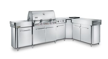 Gril Weber Summit Grill-Center GBS