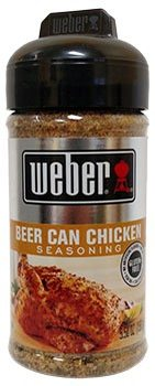 Koření Weber Beer Can Chicken (156g)
