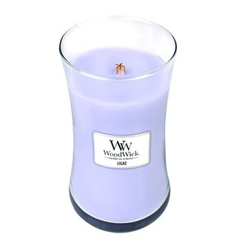 sklo velké Lilac