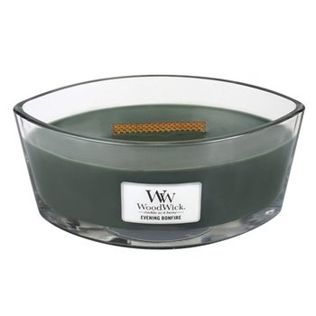WoodWick loď Evening Bonfire 453.6 g