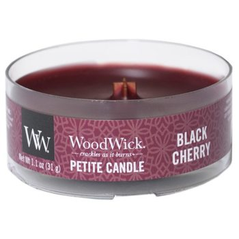 WoodWick petite Black Cherry 31 g