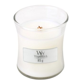 WoodWick White Teak 85 g