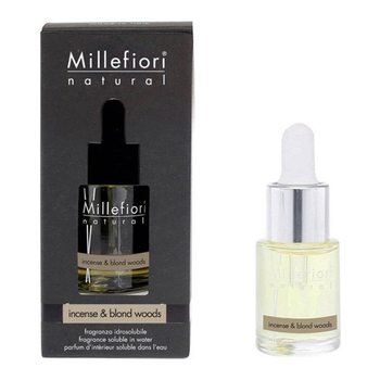 Millefiori Natural Aroma olej Incense & Blond Woods 15 ml