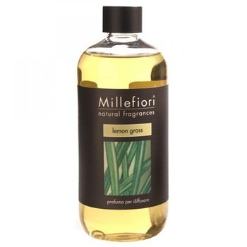 Millefiori Natural Náplň pro difuzér Lemon Grass 500ml