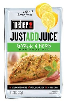 Weber Marinada Garlic & Herb (32g)
