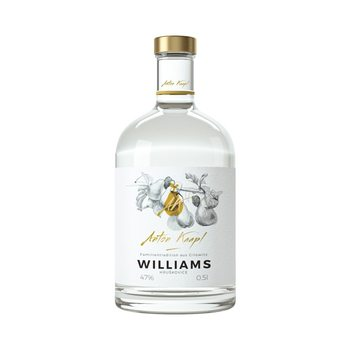 Hruškovice Williams 0,5l, 47%, Anton Kaapl