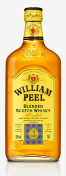 William Peel Blended Scotch Whisky 40% 0,7 l