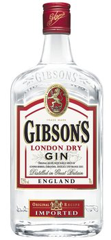 Gibson's Gin 37,5% 0,7 l