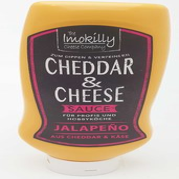 Sýrová omáčka Cheddar Cheese Jalapeňo, 950 g