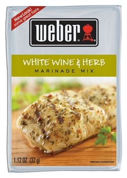 Marinada Weber White Wine & Herb (32g)