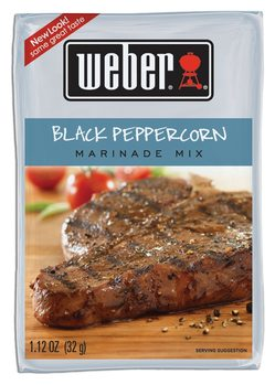 Marinada Weber Black Peppercorn (32g)