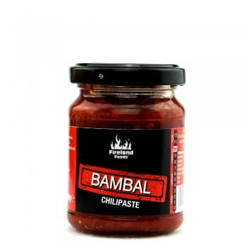 Bambal Chillipaste, 140g (10)