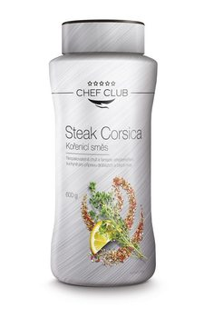 Chef Club Koření STEAK CORSICA 600 g