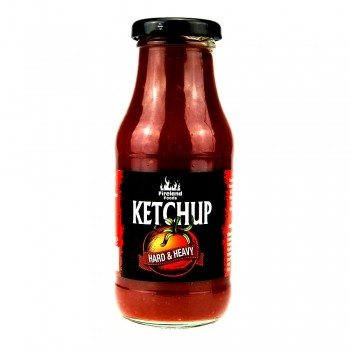Ketchup Hard & Heavy, 250ml
