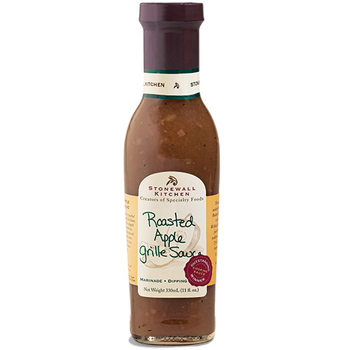 SK Roasted Apple Grille Sauce 330ml