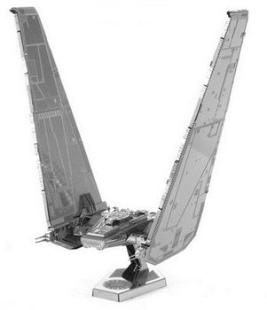 Star Wars 3D puzzle Metal Star Wars Kylo Rens Command Shuttle