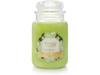 Yankee candle Honeydew Melon 623 g