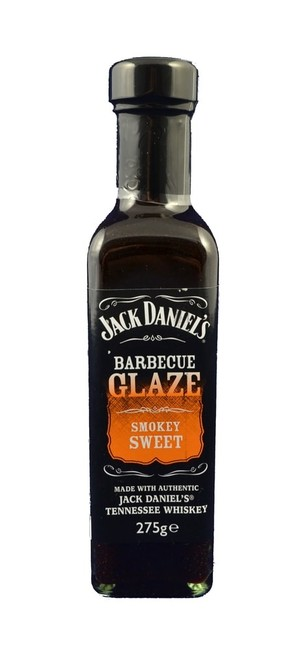 Jack Daniel's Barbecue Glaze - Smokey Sweet, 275g