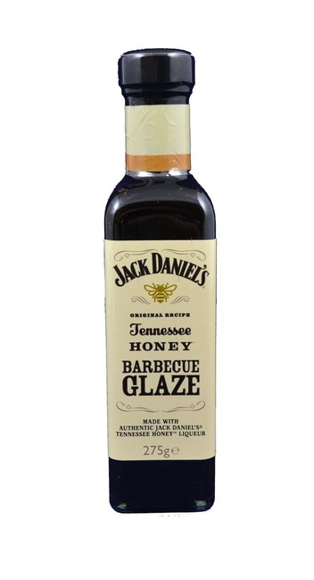Jack Daniel´s Barbecue Glaze Tennessee Honey, 275g