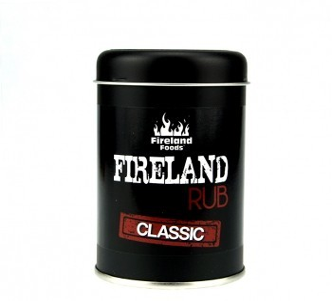 Fireland Rub Classic, 100g Stupeň pálivosti: 5/12