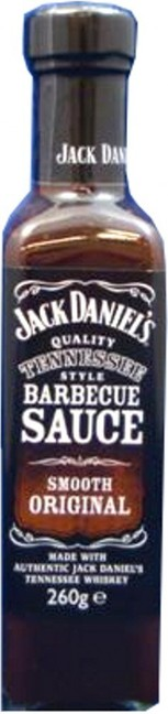 Jack Daniel´s Barbecue Sauce Smooth Original, 260g