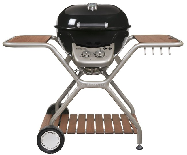 Plynový gril Outdoorchef MONTREUX 570 G Wood