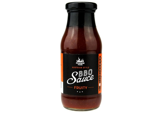 Fireland Foods Classic BBQ - Fruity, 250ml (2)