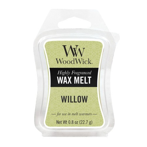 WoodWick vosk Willow 22g