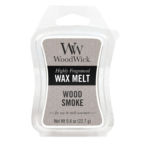 WoodWick vosk Wood Smoke 22 g