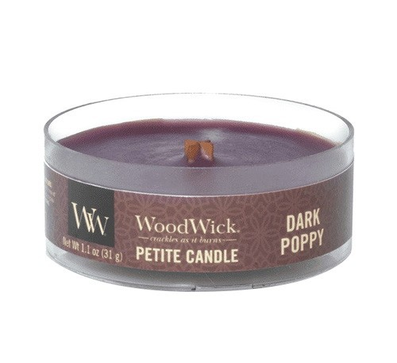 WoodWick petite Dark Poppy 31g