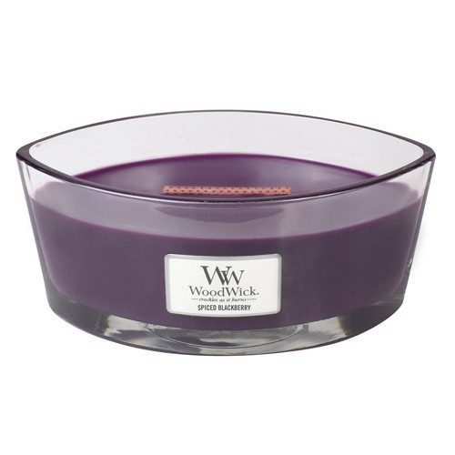 WoodWick loď Spiced Blackberry 453.6 g