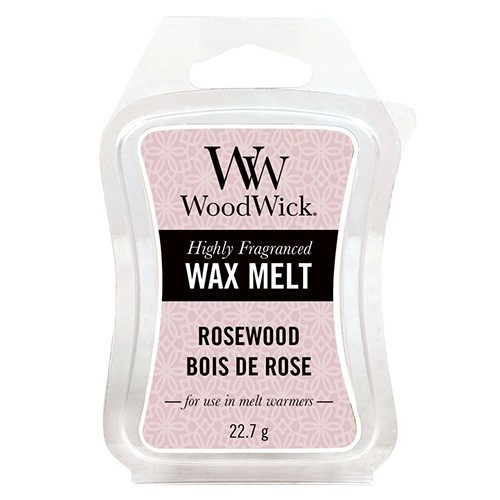 WoodWick vosk Rosewood 22 g