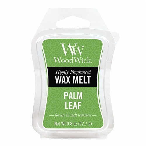 WoodWick vosk Palm leaf 22 g