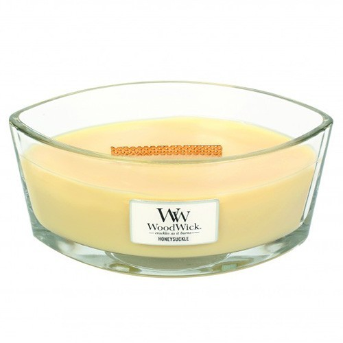 WoodWick loď Honeysuckle 453.6 g