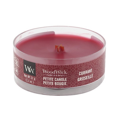 WoodWick petite Currant 31g