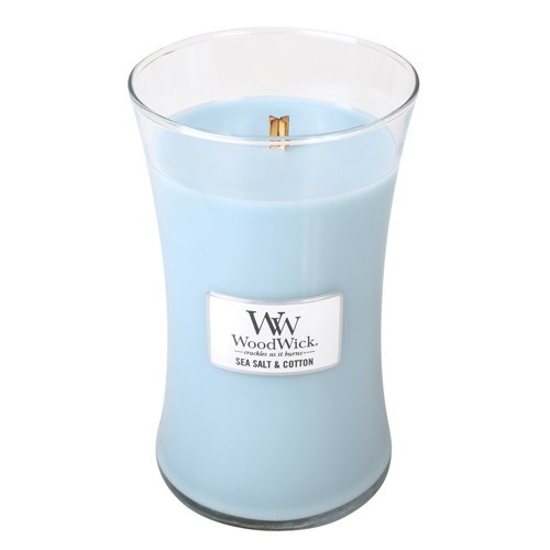 WoodWick Sea Salt & Cotton 609.5 g