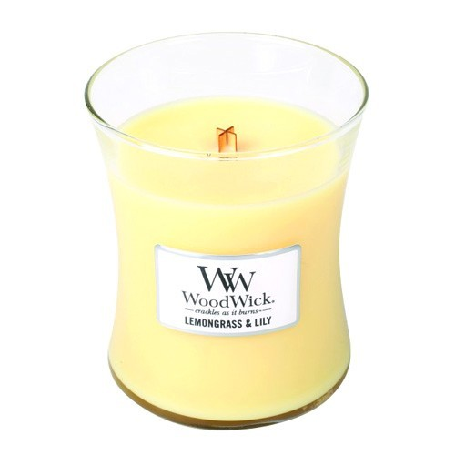 WoodWick Lemongrass & Lily 275g