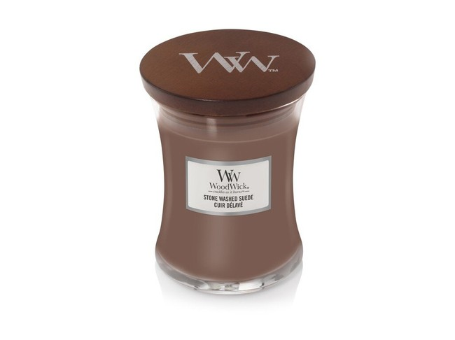 WoodWick Stone Washed Suede 275g