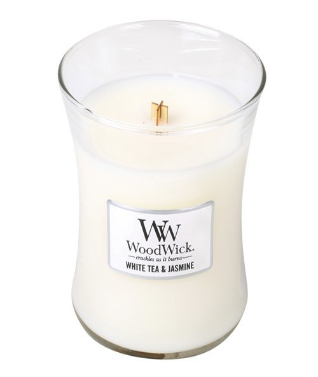 WoodWick White Tea & Jasmine 275g