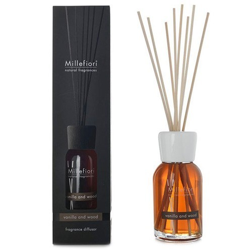 Millefiori Natural Difuzér Vanilla & Wood 100 ml