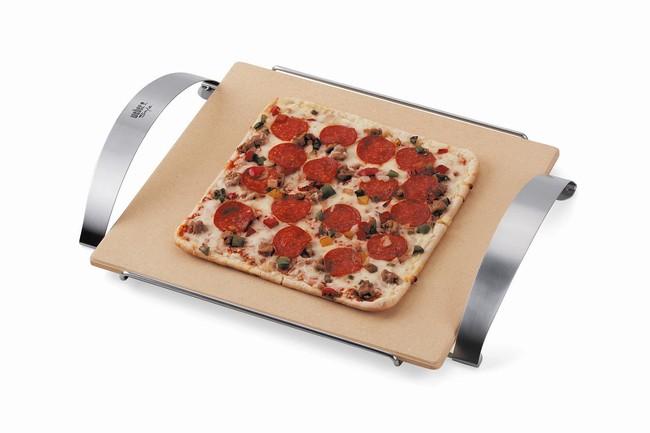 Pizza kámen Weber Style