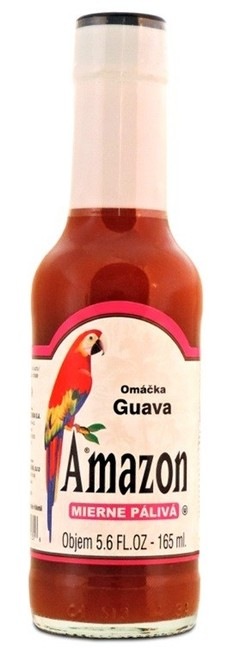 Amazon Omáčka Guava 167ml