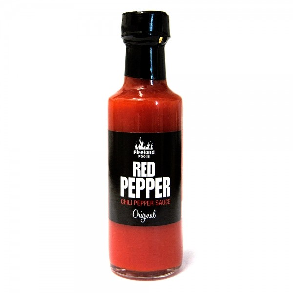Red Pepper Chili SAuce 100ml