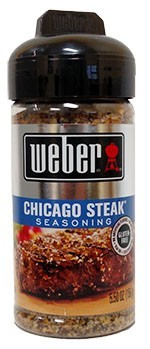 Koření Weber Chicago Steak Seasoning (156g)