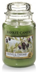 Olive and thyme, 623g
