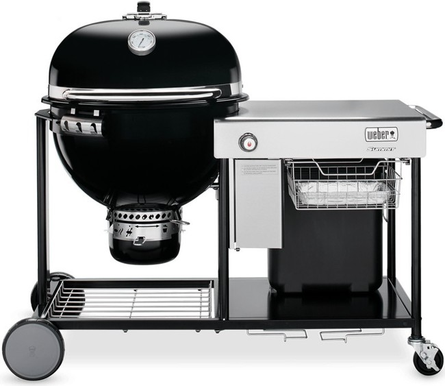Weber Gril Summit Charcoal Grilling Center 2019